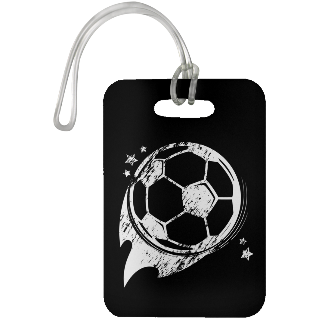 Soccer Ball - Luggage Bag Tag