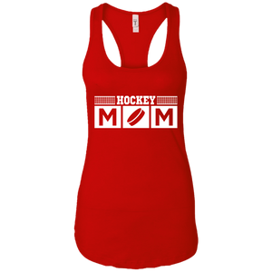 Hockey Mom Womens Racerback Tank