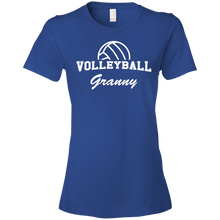 Volleyball - Personalized - Womens Shirt