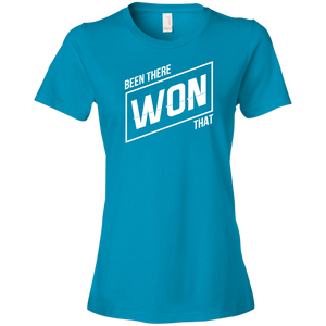 Been There Won That Womens Shirt