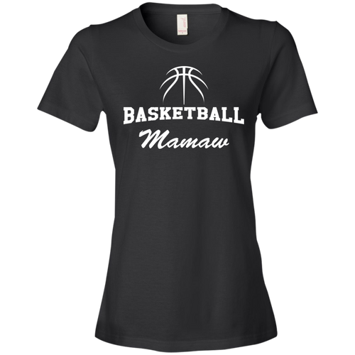Basketball - Personalized - Womens Shirt