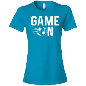 Game On Soccer - Womens Shirt