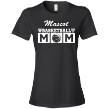 Basketball Mom - Personalize - Womens Shirt