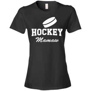 Hockey - Personalized - Womens Shirt