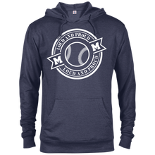Loud and Proud Baseball Mom - Unisex Hoodie