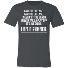 I am a Runner - Unisex Shirt