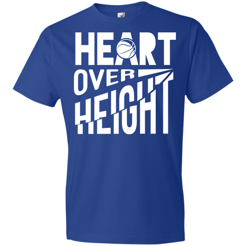 Heart Over Height (Basketball) - Unisex Shirt