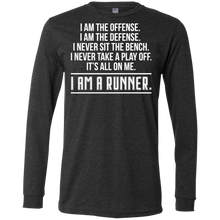 I am a Runner -  Unisex Jersey Long Sleeve