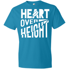 Heart Over Height (Hockey) - Unisex Shirt