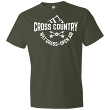 Wet Grass Open Air Cross Country Unisex Shirt