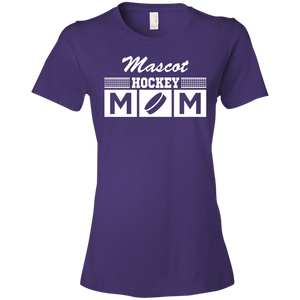 Hockey Mom - Personalize - Womens Shirt