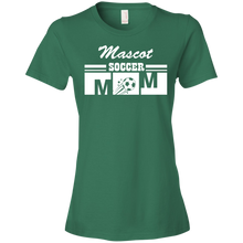 Soccer Mom - Personalize - Womens Shirt