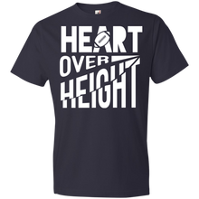 Heart Over Height (Football) -  Unisex Shirt
