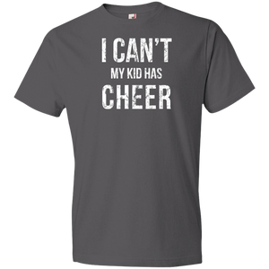 I Can't My Kid Has Cheer - Unisex Shirt