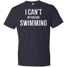 I Can't My Kid Has Swimming - Unisex Shirt
