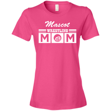 Wrestling Mom - Personalize - Womens Shirt