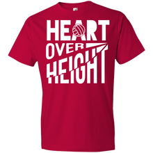 Heart Over Height (Voleyball) - Unisex Shirt