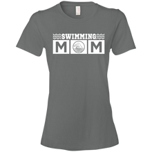 Swim Mom Womens Shirt
