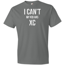 I Can't My Kid Has XC - Unisex Shirt