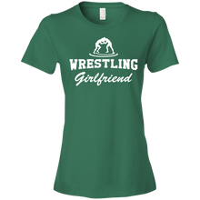 Wrestling - Personalized - Womens Shirt