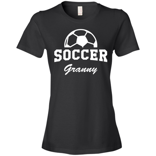Soccer - Personalized - Womens Shirt