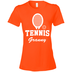Tennis - Personalized - Womens Shirt