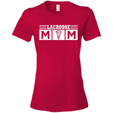 Lacrosse Mom Womens Shirt