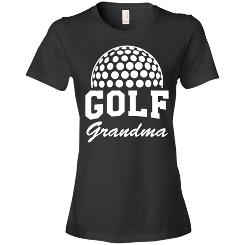 Golf - Personalized - Womens Shirt