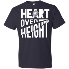 Heart Over Height (Cheer) - Unisex Shirt