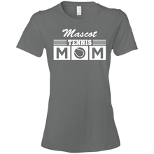 Tennis Mom - Personalize - Womens Shirt