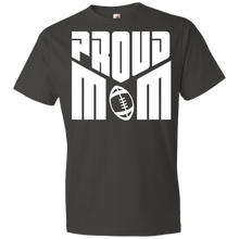 Proud Football Mom Unisex Shirt