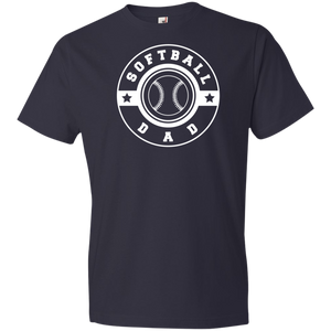 Softball Dad - Unisex Shirt
