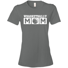 Basketball Mom - Womens Shirt