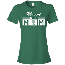 Golf Mom - Personalize - Womens Shirt