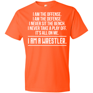 I am a Wrestler - Unisex Shirt