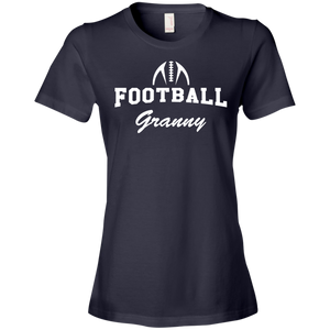 Football - Personalized - Womens Shirt