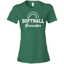 Softball - Personalized - Womens Shirt