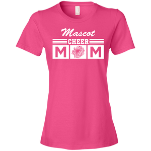 Cheer Mom - Personalized - Womens Shirt