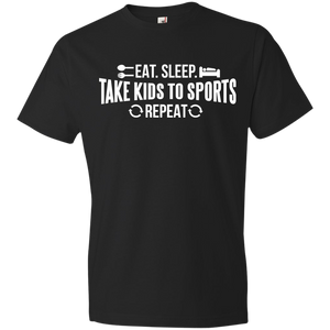 Eat. Sleep. Take Kids To Sports. Repeat. - Unisex Shirt