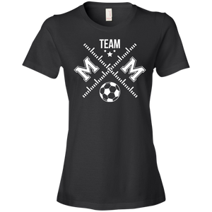 Soccer Team Mom - Womens Shirt