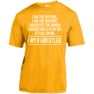 I am a Wrestler - Youth Dri-Fit Shirt