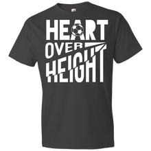 Heart Over Height (Soccer) - Unisex Shirt