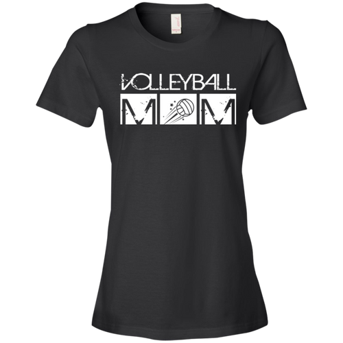 Volleyball Mom -  Womens Shirt