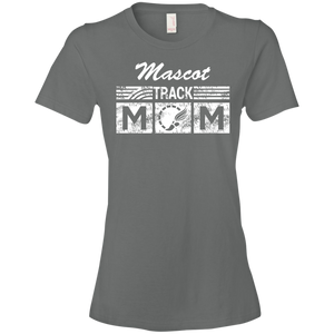 Track Mom - Personalize - Womens Shirt