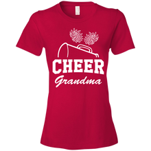 Cheer - Personalized - Womens Shirt