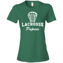Lacrosse - Personalized - Womens Shirt