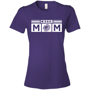 Cheer Mom Womens Shirt