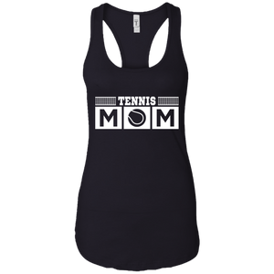 Tennis Mom Womens Racerback Tank