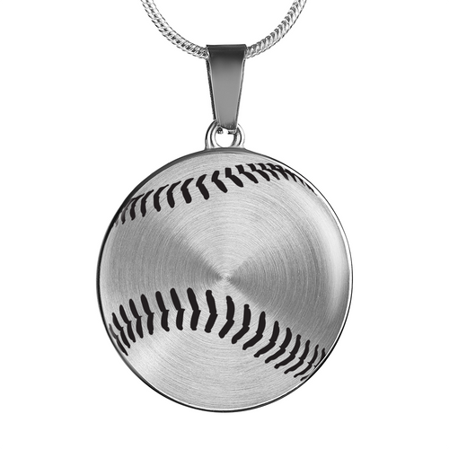 Baseball Mom Personalized Engraved Jewelry - Bangle Bracelet or Necklace