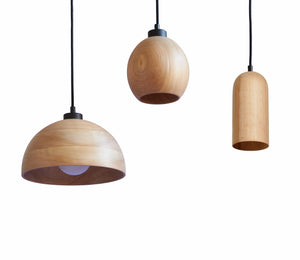 Bommel Trio | Bowl, Dome, Bulb